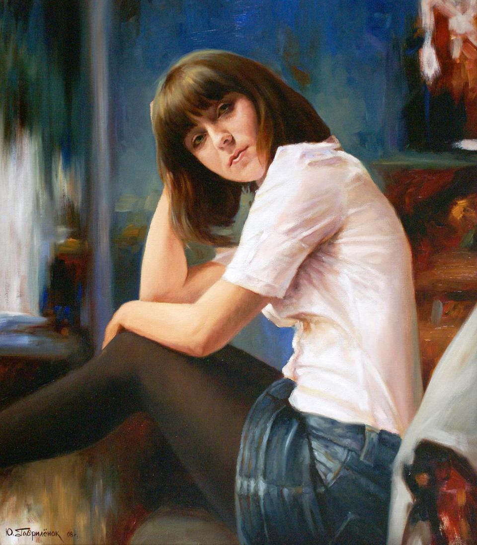 www.ArtsGallery.pro_Gavrilenok_Yuriy_Nastya_large_222674.jpg