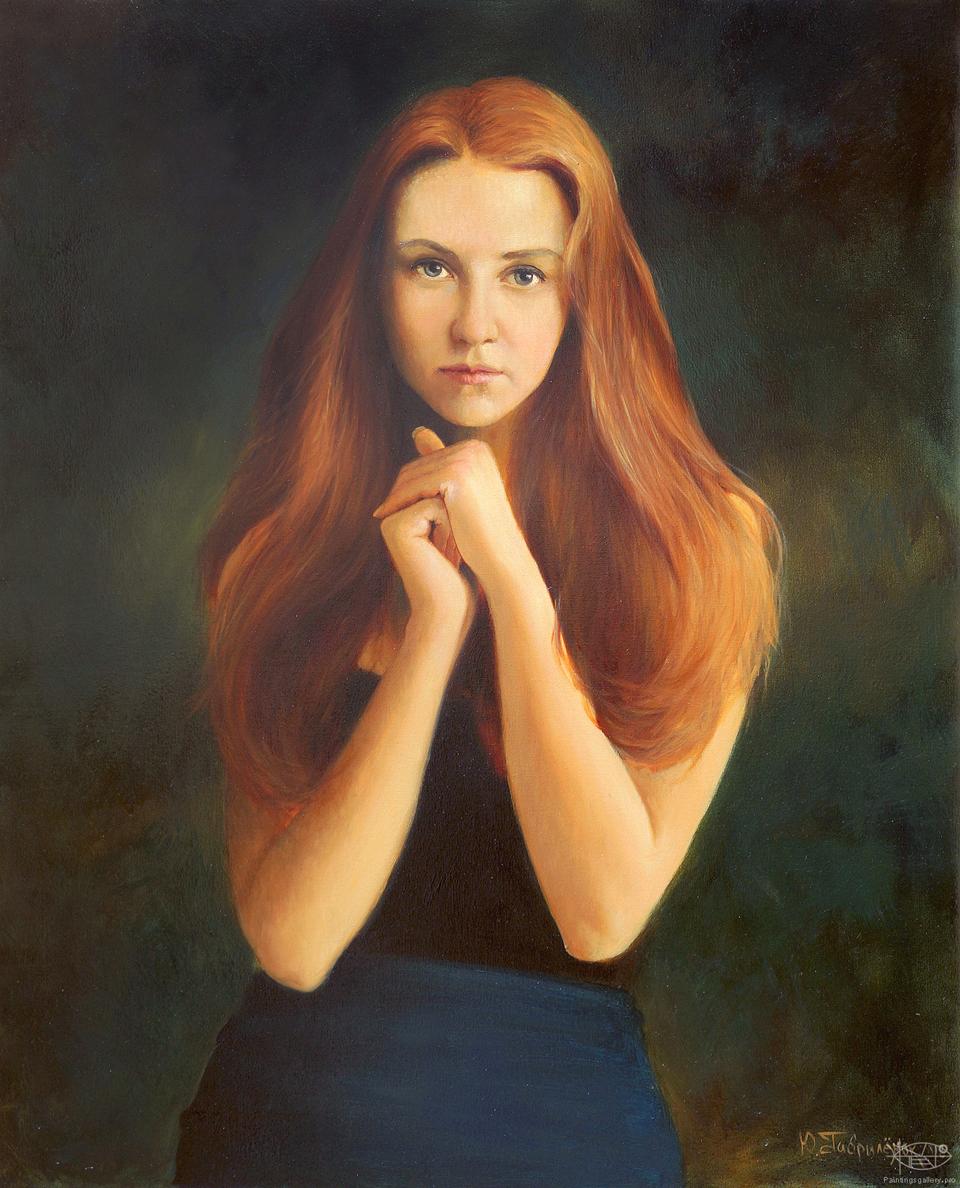 www.PaintingsGallery.pro_Gavrilenok_Yuriy_Anna_large_226869.jpg
