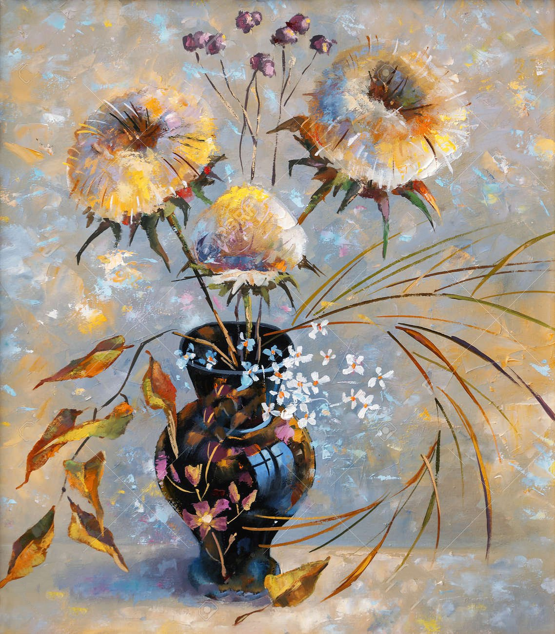 102952767 artwork dry flowers author nikolay sivenkov