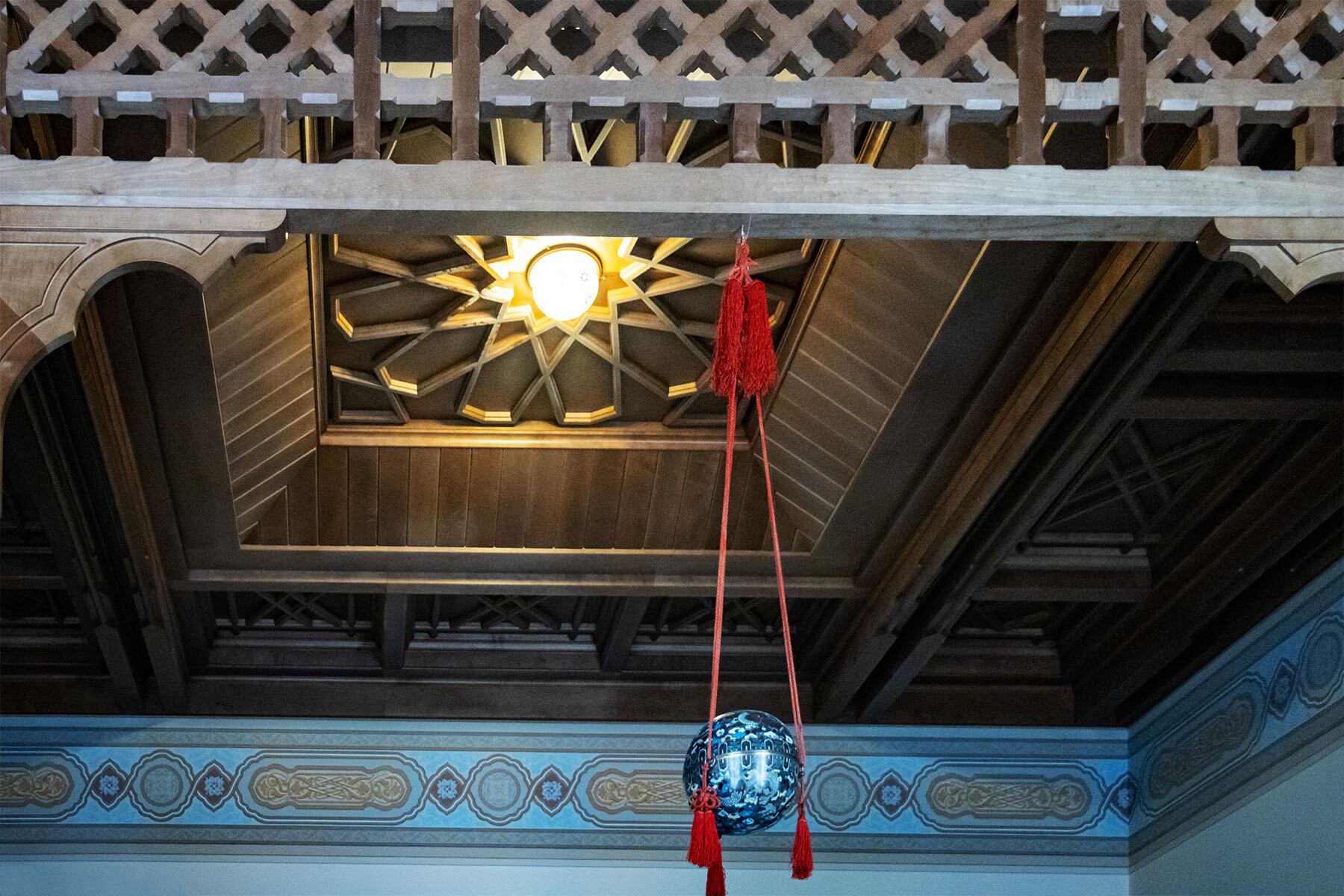 Мавританская уборная (Бассейная) Николая II в Александровском дворце IMG_0458.jpg