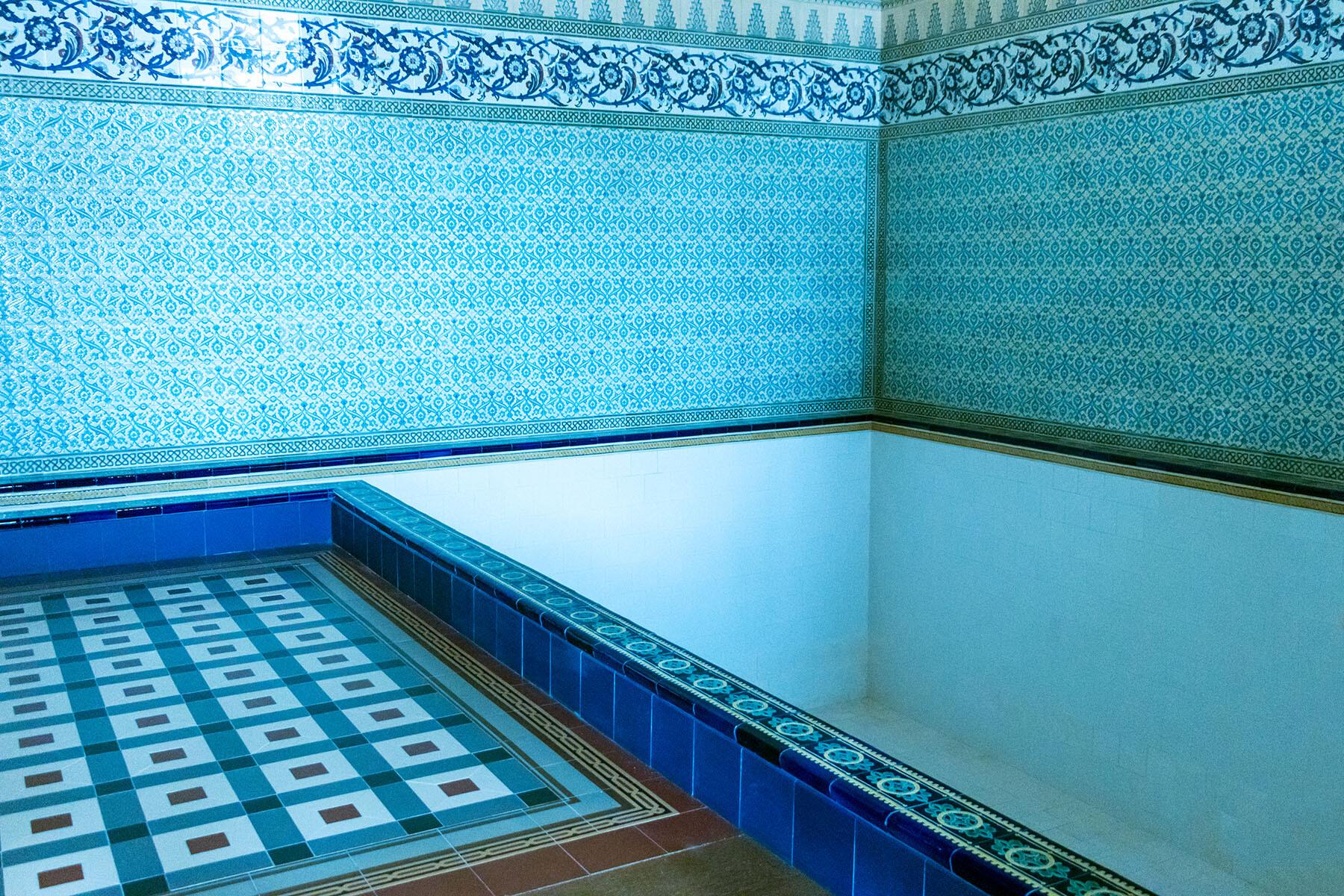 Мавританская уборная (Бассейная) Николая II в Александровском дворце IMG_0460.jpg