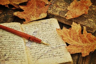 письмо от осени